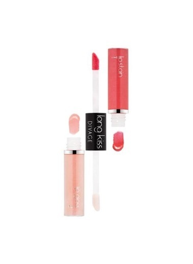 Divage Divage Long Kiss Longlasting Lipstick - Çift Taraflı Kalıcı Ruj 01 Renksiz
